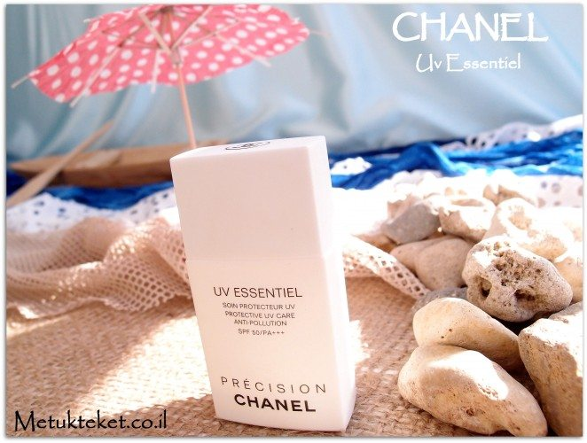 sunscreen, CHANEL ,UV ESSENTIEL, SPF 50, שאנל, קרם הגנה, לחות