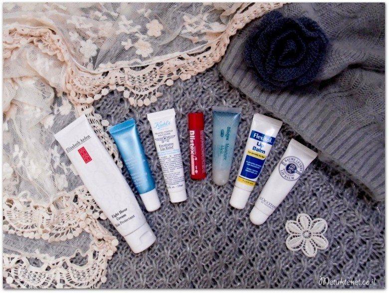 שפתון לחות, באלם, בליסטקס, פלקסיטול, טיפול, שפתיים, בלוג טיפוח, מומלץ, בלוג, מתוקתקות