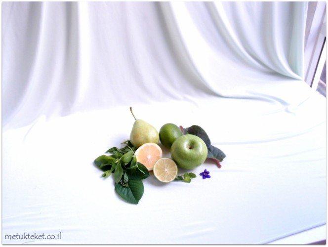 פרש, פירות, עשבי תיבול, בושם
