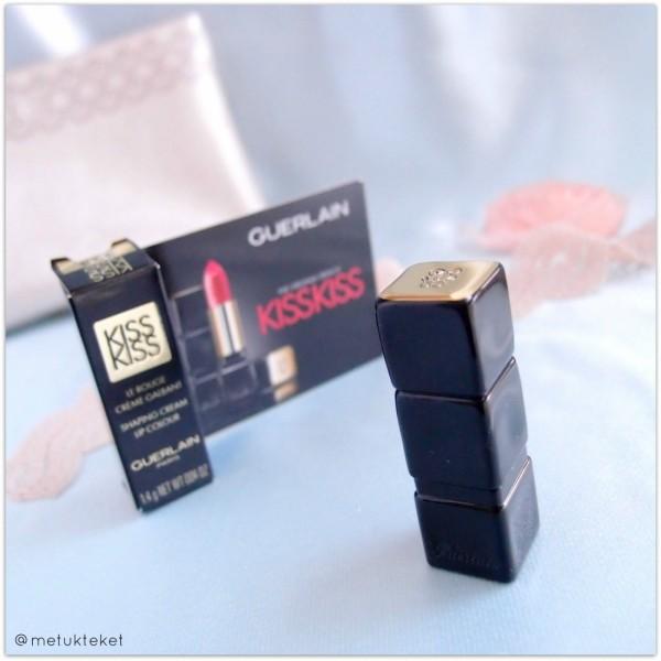 שפתון הקיס קיס החדש של גרלן בגודל מוקטן