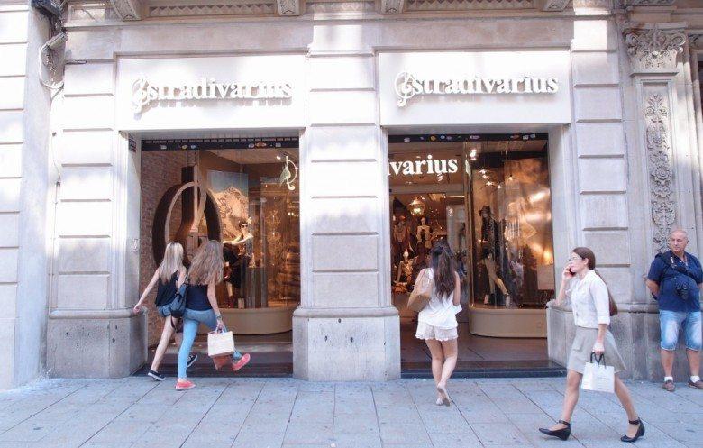 stradivarius, barcelona, סטרדיווריוס, ברצלונה