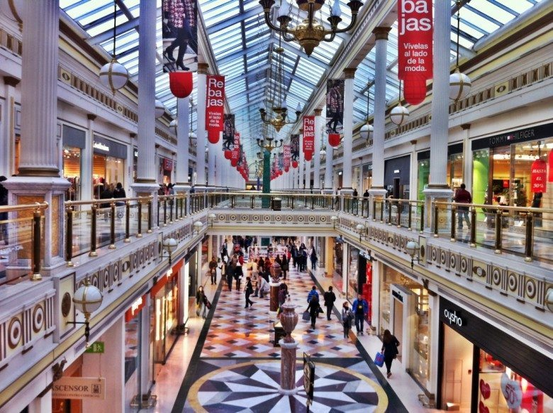 סיילים, ברצלונה, שופינג, קניות
