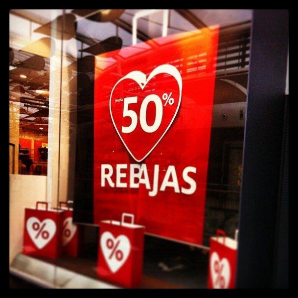סיילים בברצלונה, שופינג, קניות