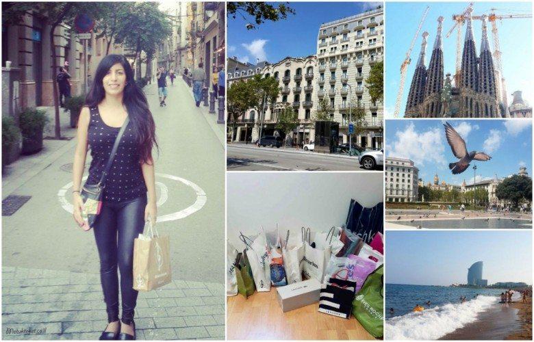 קניות, ברצלונה, מדריך, שופינג