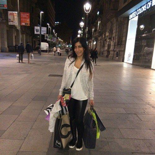 קניות, ברצלונה, שופינג