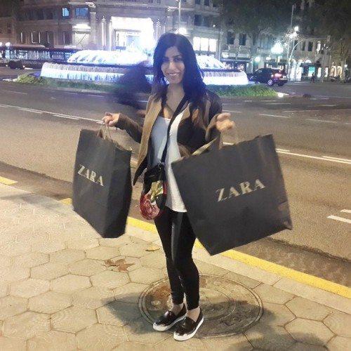 קניות, ברצלונה, זארה, ספרד