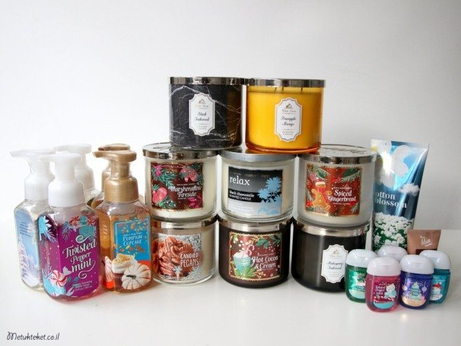 bath and body works haul (13)