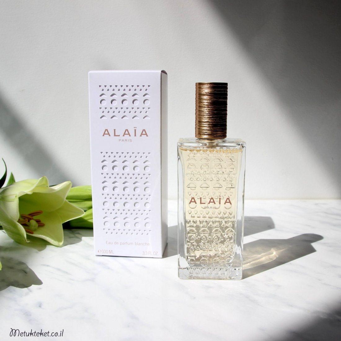 בושם אזדין אליה,Alaïa Blanche Eau de Parfum - AzzedineAlaïa