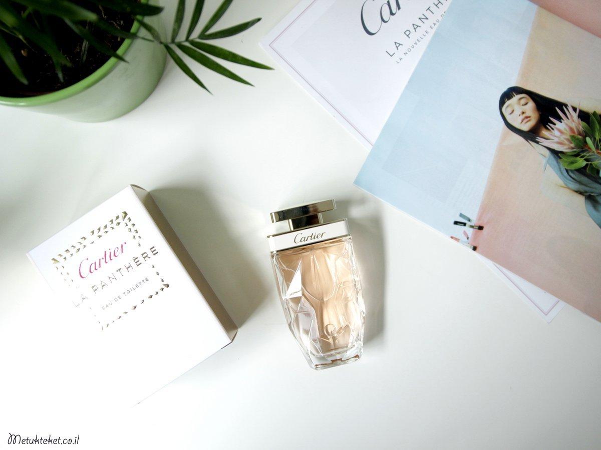 בושם קרטייה, Cartier - La Panthere Eau de Toilette