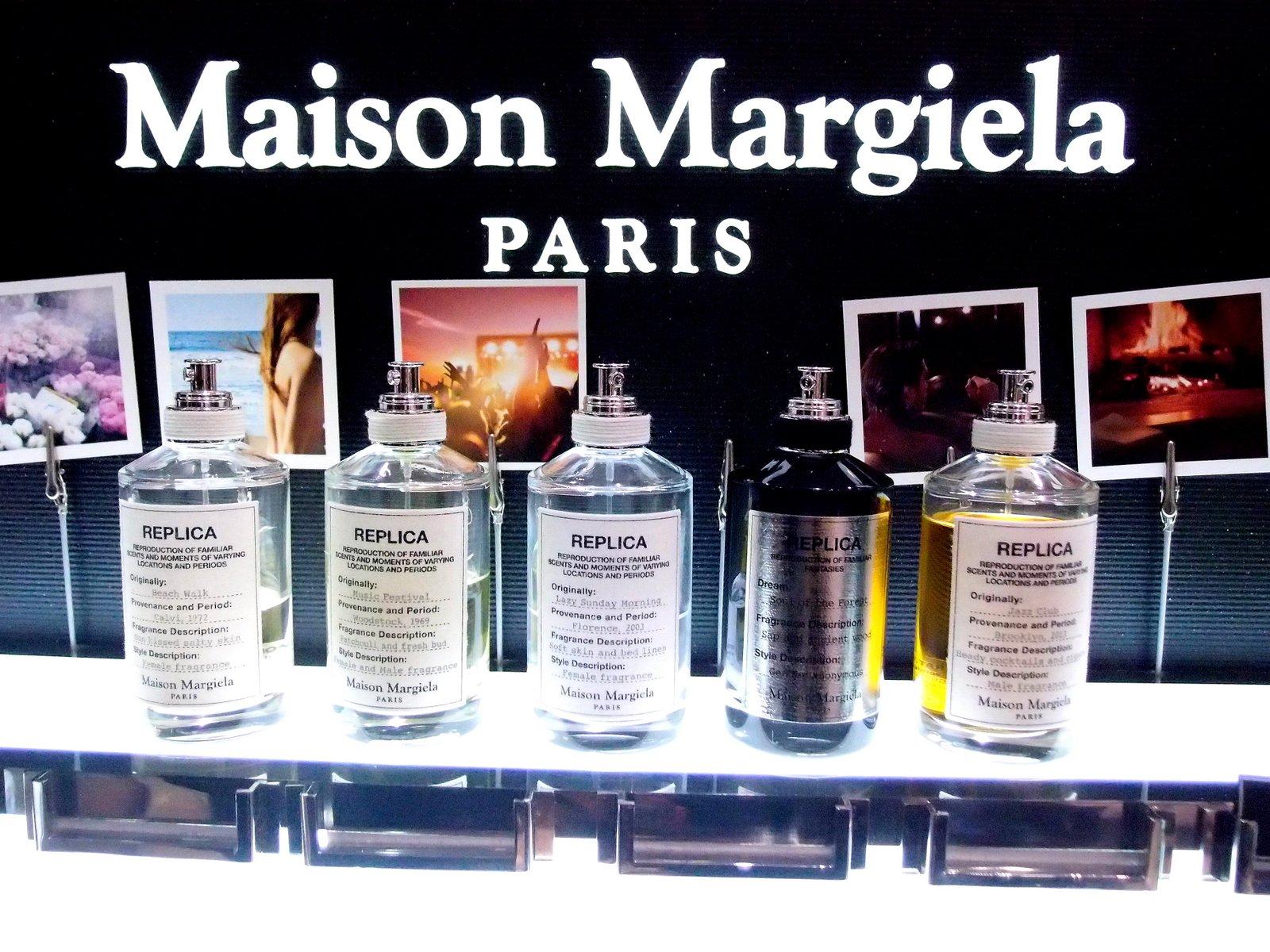 רפליקה מבית מייסון מרג'יאלה ,Replica by Maison Margiela