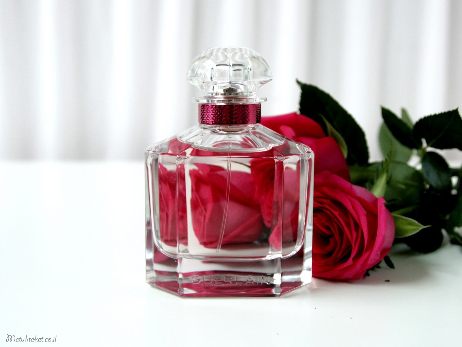 גרלן, בושם, מון גרלן, ביקורת, סקירה, Guerlain, Mon Guerlain Bloom Of Rose