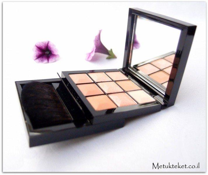 La Prismissime sun - Visage - Mat & Glow, פודרה של ג'יבנשי