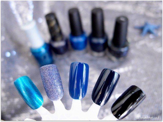 לקים, כחול, OPI, סקירה