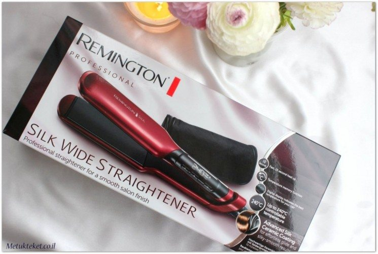 מחליק שיער של רמינגטון
