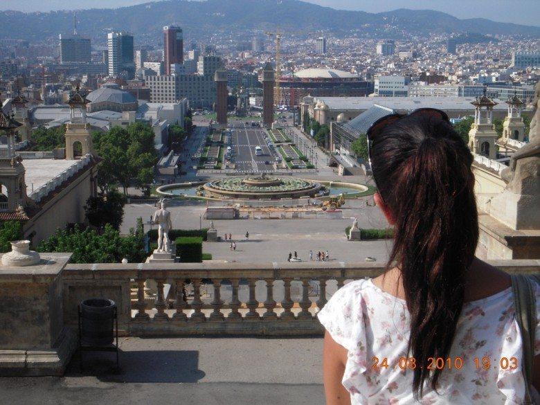 קניות, ברצלונה, טיול, פלזה אספניה