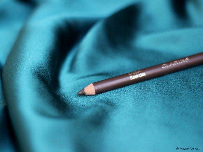 עפרון גבות קלרינס, clarins eye brow pencil
