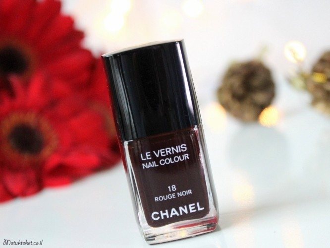 Rouge Noir 18 chanel