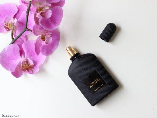 בושם טום פורד, בלאק אורכיד, סחלב שחור, ביקורת, tom ford black orchid