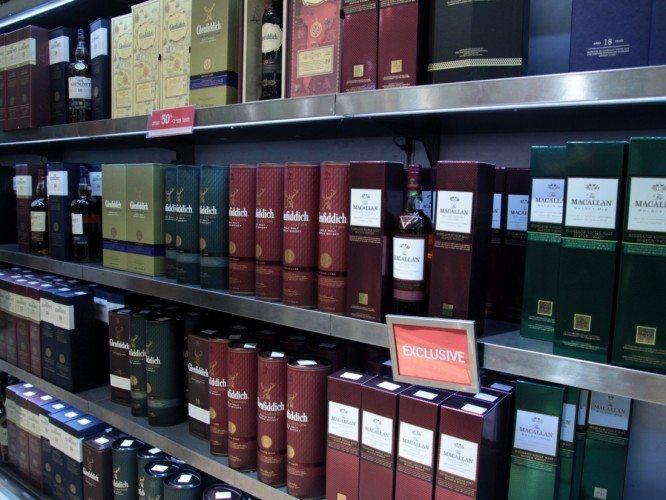 אלכוהול, בשמים, קניות, ג'יימס ריצ'רדסון, דיוטי פרי, טיפים, המלצות, מומלץ, duty free, JR