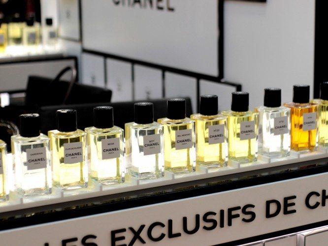 LES EXCLUSIFS DE CHANEL, Chanel, perfume, שאנל, בושם