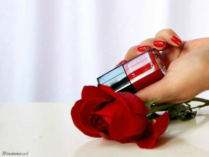 Chanel Le Vernis - Rouge Puissant