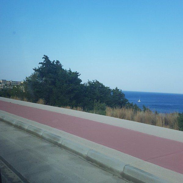 בדרך לעיר רודוס