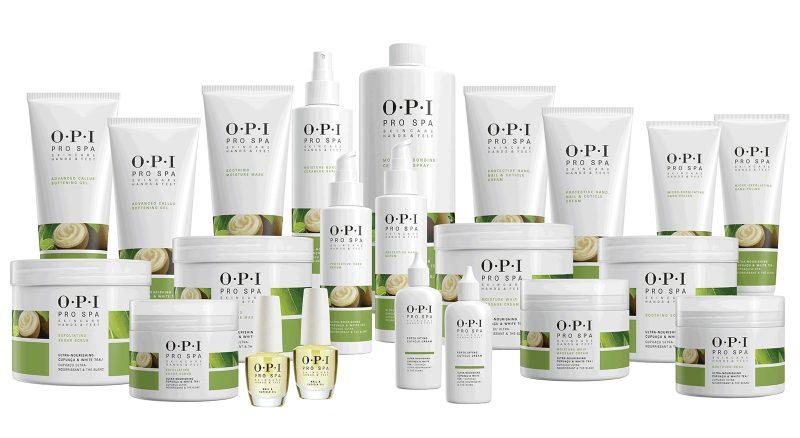 מוצרי סדרת OPI Pro Spa