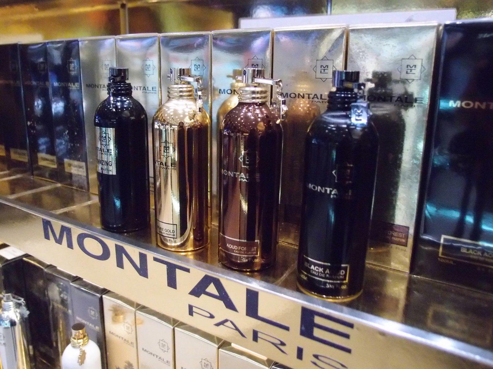 מונטל פריז, Montale Paris