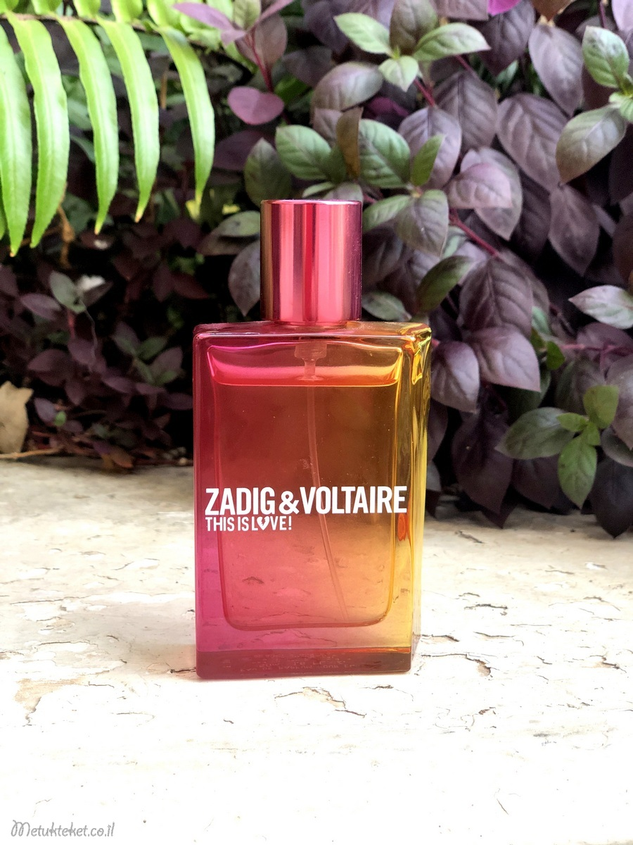זאדיג אנד וולטרZadig & Voltaire - This is Love
